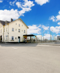 Bahnhof Laupheim West